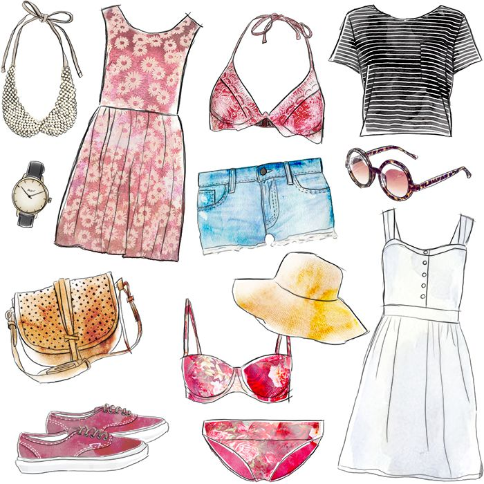 Rebellious yet romantic - Wednesday wishes - summer essentials