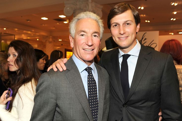 Jared Kushner's father on probe into family company: 'We are not at all concerned'  Charles Kushner spoke in his first interview since his son became President Trump's adviser.