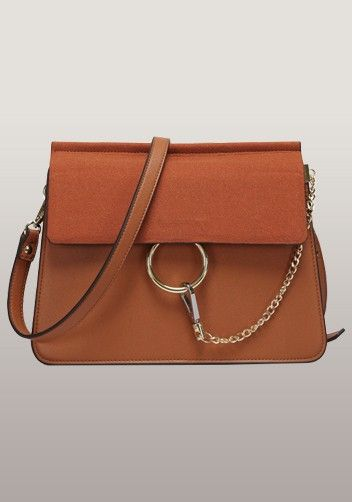 choloe handbags - chloe faye suede and leather shoulder bag, knockoff chloe bags
