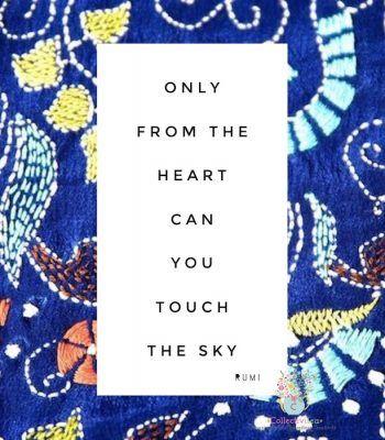Positivity, Oct24/Collectivitea. Rumi