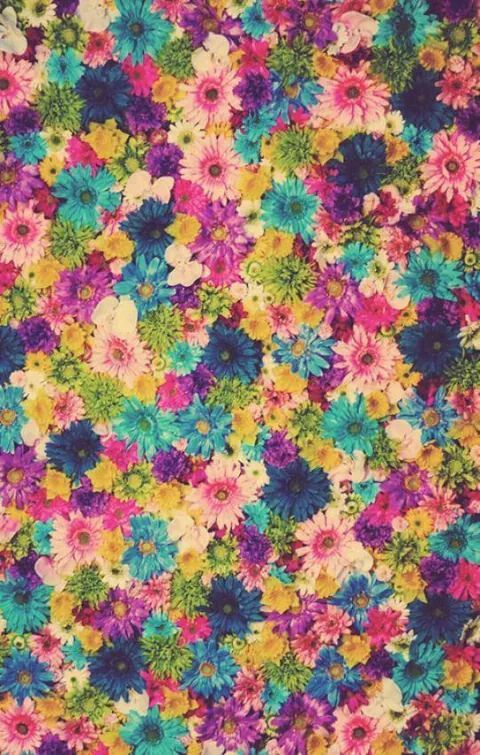 Flores vintage | • Wallpapers • | Pinterest
