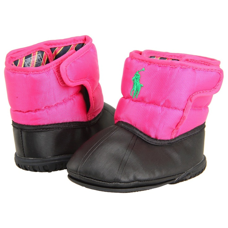 Ralph Lauren Layette Baby EZ Vancouver Boot Shoes