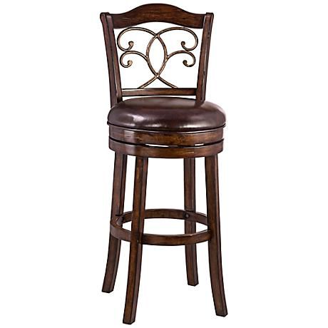 26 swivel counter stool leather counter stools swivel counter stools. Black Bedroom Furniture Sets. Home Design Ideas