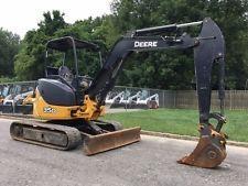 2012 John Deere 35D Rubber Track Mini-Excavator Diesel JD Crawler Excavator  apply to finance www.bncfin.com/apply excavators for sale - excavator financing