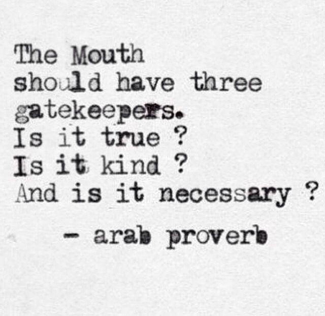 #words #gatekeeper