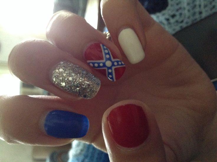 redneck nails ideas
