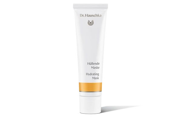 Soothe, protect and soften dehydrated skin with the Dr Hauschka Hydrating Mask.
