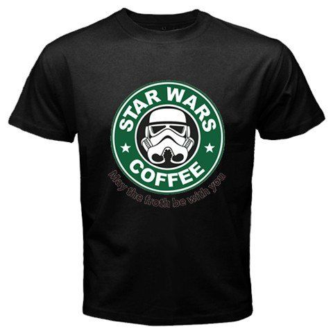 Funny T-Shirts (Star Wars Coffee) Great Gift Ideas for ...