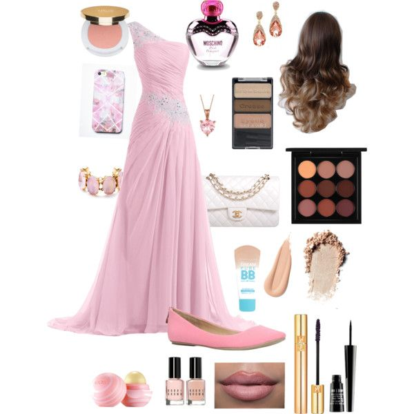 Katty prom by kat13evers on Polyvore featuring polyvore, fashion, style, Call it SPRING, Chanel, J.Crew, Allurez, Free People, MAC Cosmetics, Wet n Wild, Isaac Mizrahi, Yves Saint Laurent, Lord & Berry, Maybelline, Moschino, Eos and Bobbi Brown Cosmetics