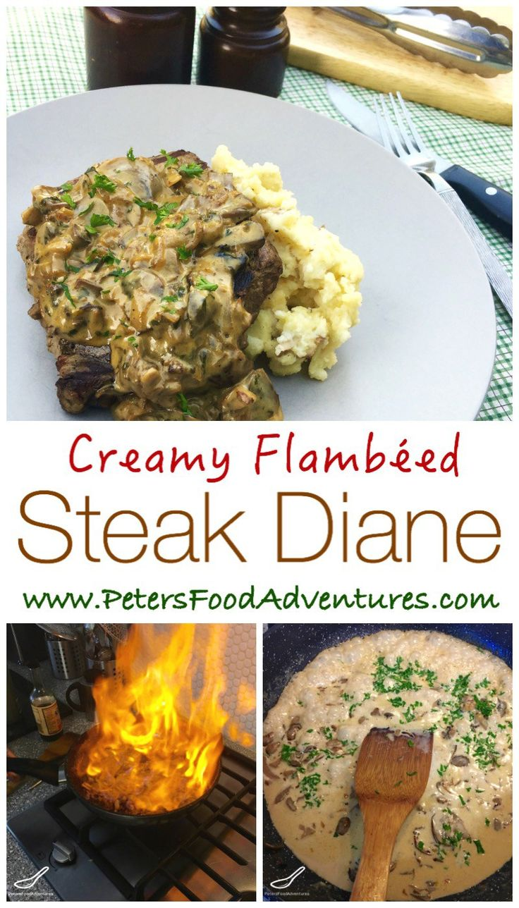 A classic! Smooth and creamy brandy steak sauce or gravy, with an easy to follow…