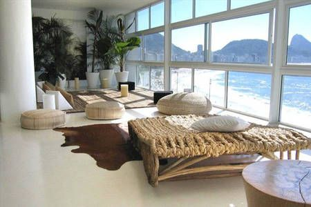 Check out this awesome listing on Airbnb: COPA BEACH LUXURY OCEANFRONT in Rio de Janeiro