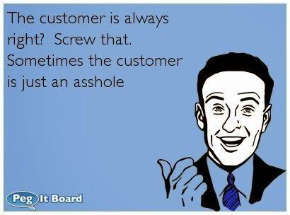 Xenia: The Rude Customer