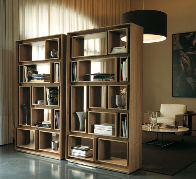 First Bookshelf Porada