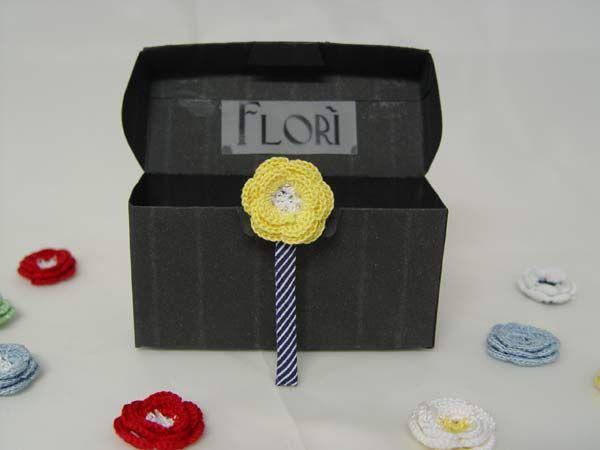 Florì, bianco e giallo www.floriallocchiello.com