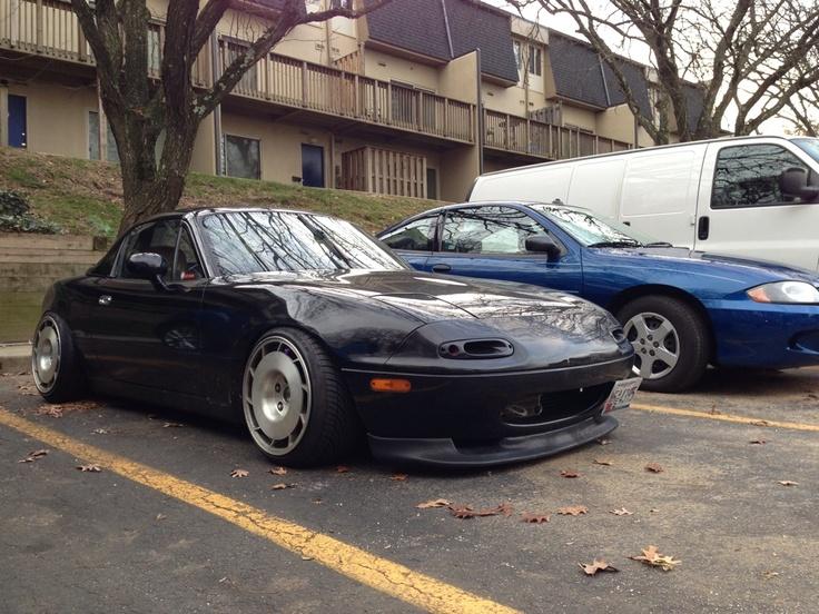 1993 mazda miata mx 5 notice the corvette wheels cars. Black Bedroom Furniture Sets. Home Design Ideas