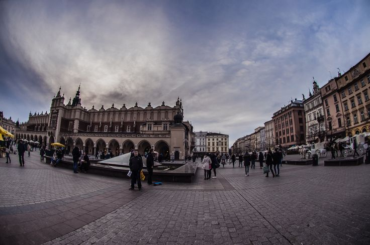"""krakow II - Krakow, Poland. 26.2.2016  I absolutely love all these shadows and light, the struggling charm of this city.  <br><a href=""""https://instagram.com/cybermonkey82/"""">Instagram</a> 