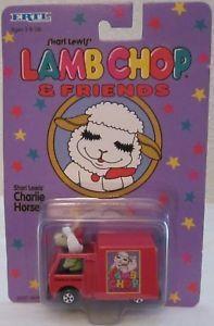 a shari lewis lamb chop friends charlie horse 1994 by ertl