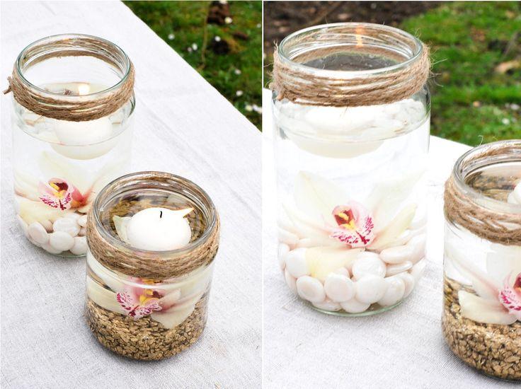 decoration table theme eau recherche google idee deco mariage - Ide Thme Mariage