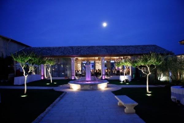 Domaine de Verchant Montpellier - Salle de réception pour mariage