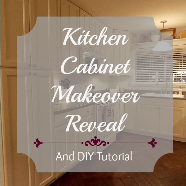 I've finished painting my kitchen cabinets and to celebrate, I'm sharing the entire process with you! The best way to DIY painting kitchen cabinets.