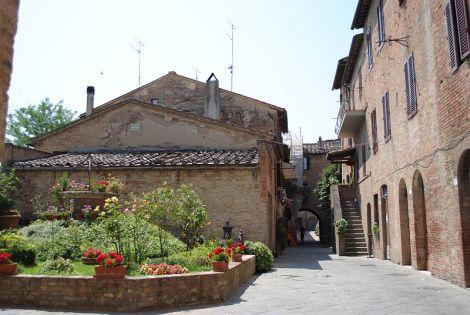 Buoconvento -Siena-