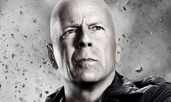The Bruce Willis  Best Haircuts for Men with Receding Hairlines Bruce Willis