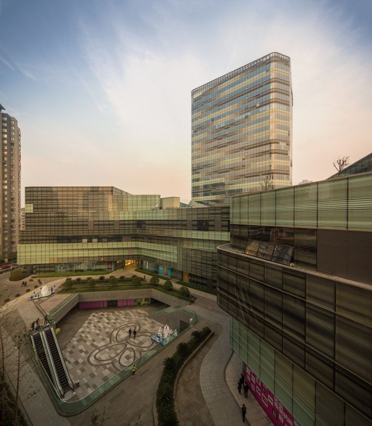 raffles city ningbo - beijing - spark - 2012