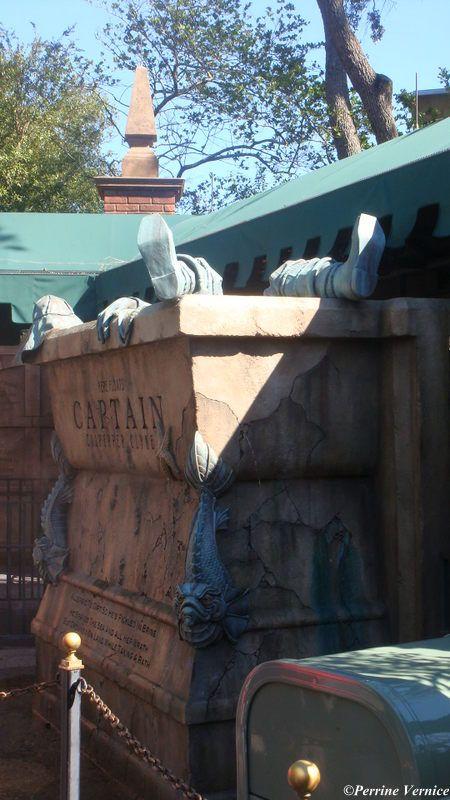 halloween à Disney World maison hantée http://comme-un-poisson-dans-leau.fr/halloween-disneyworld/