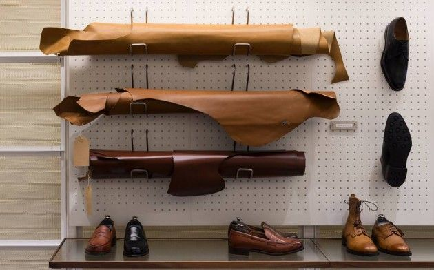 Cheaney Flagship Store - Mayfair
