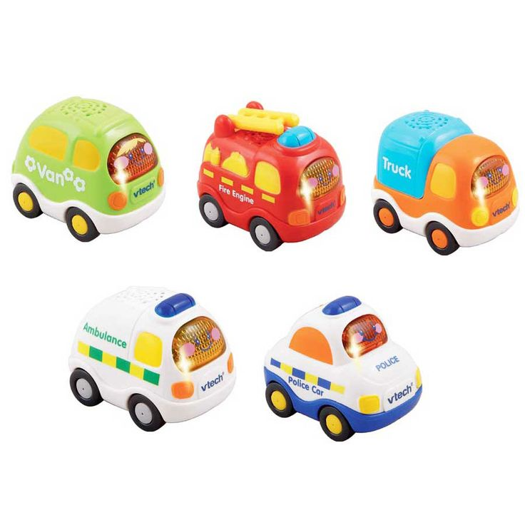VTech Toot Toot Drivers Single Pack - Assorted | Toys R Us Australia