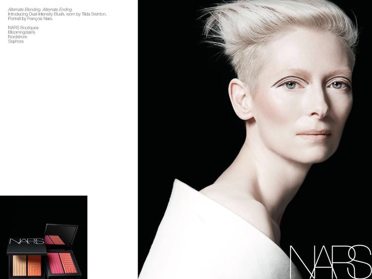 NARS Dakota Collection Cosmetic Amp SkinCare Advertising