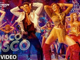 Disco Disco Song HD Video A Gentleman - Sundar Susheel Risky 2017 Sidharth Malhotra Jacqueline Fernandes | New Songs