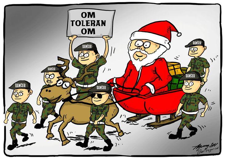 DAMAI DI BUMI | Dengan maupun tanpa  Natal, mestinya rasa damai ada setiap hari, untuk setiap orang.