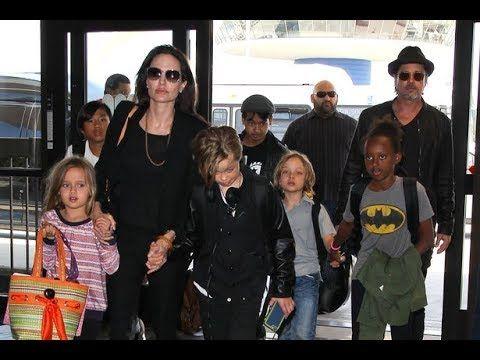 Angelina Jolie breaks silence over Brad Pitt divorce I cry in the shower