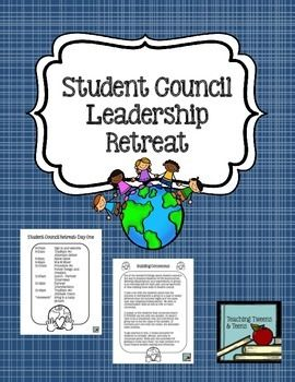 Do you want to hit the ground running when school starts with a cohesive student council group? Spending a weekend or a couple of days in August before school returns on a leadership retreat with your group can help you achieve this. This product includes agendas for a two day retreat as well as explanations and rationale for each activity.Are you interested in other products for your student council or other student group?