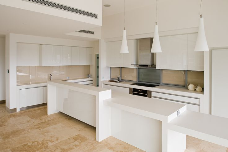 17 best images about white on white on pinterest satin for Kitchen designs melbourne
