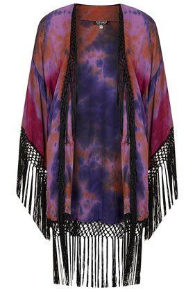 fringe kimono cardigan | hippie | boho | bohemian |.  Love wearing mine. Just fun to wear.