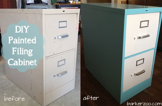 painted filing cabinets filing cabinet makeovers spray painting. Black Bedroom Furniture Sets. Home Design Ideas