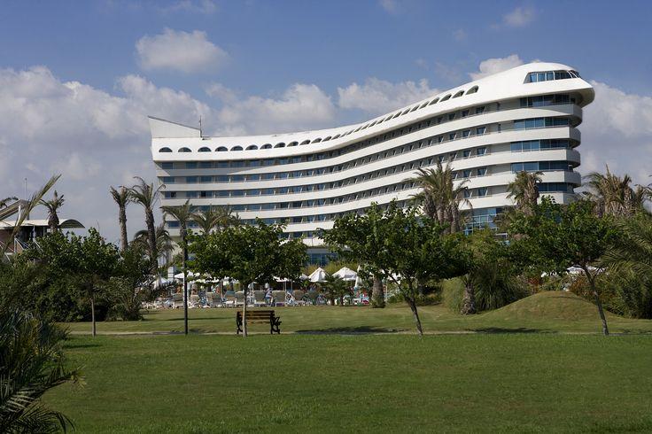 Buchen Sie günstig Hotel Concorde de Luxe Resort in Lara (Antalya) zum Last Minute Preis und sparen Sie bis zu 40%