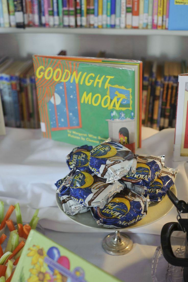 10 Iconic Children's Books for a Library-Themed Baby Shower