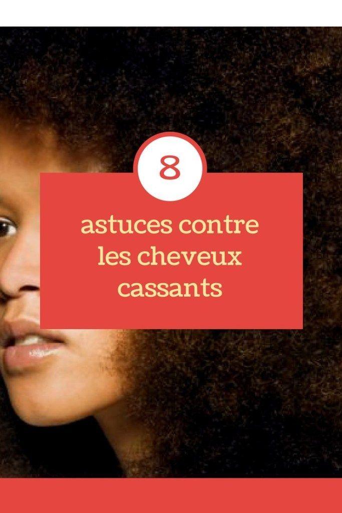 Contre les cheveux cassants et secs: 08 conseils – NYBeauty & Care – Beauty …   – Cheveux Crépus
