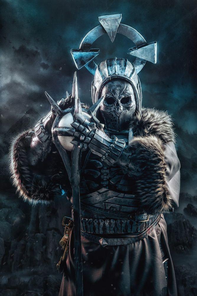 The Witcher - Wild Hunt General: Caranthir cosplay by alberti.deviantart.com on @DeviantArt