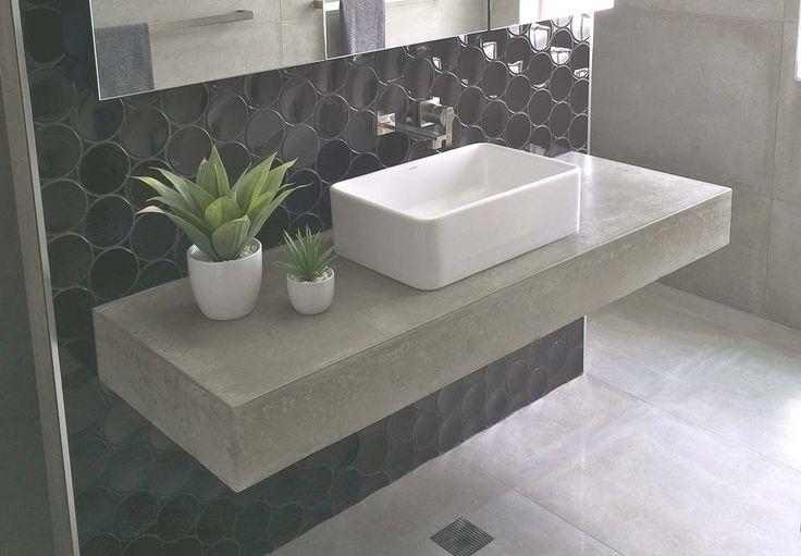 Concrete Nation- Polished Concrete Vanities