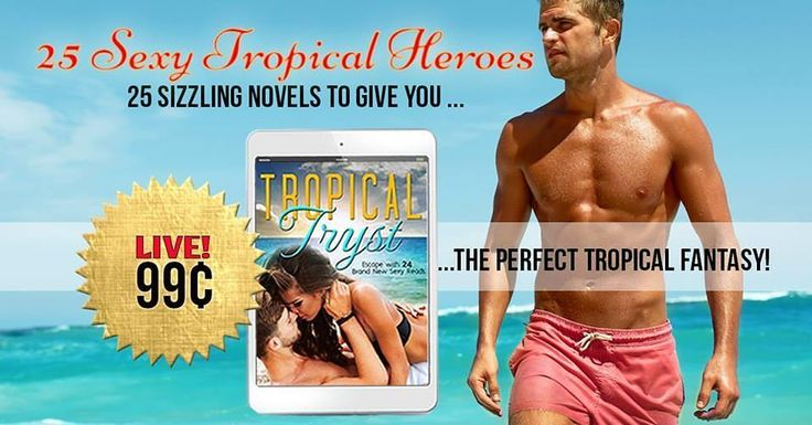 Over 100 reviews 4.7stars READERS are LOVING Tropical Tryst ONLY 99cents for 25 Brand New Sexy Tropical Romances That's 4cents a BOOK! Go grab your copy of Tropical Tryst NOW!  @TropicalTryst #TropicalTryst   tropicaltryst.com   #romancebooks #sexysummerreads #amreading #authorsofinstagram #bookstagrammers #hotreads #hotsummerreads #boxedset #cheapbooks #tropicalromances #giveaway #amazon #goodreads #newrelease #availablenow