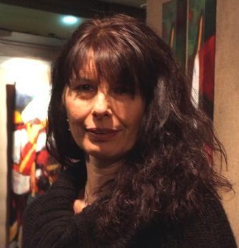 CLARA FANTINI artist member of ALESARTE the online ART gallery