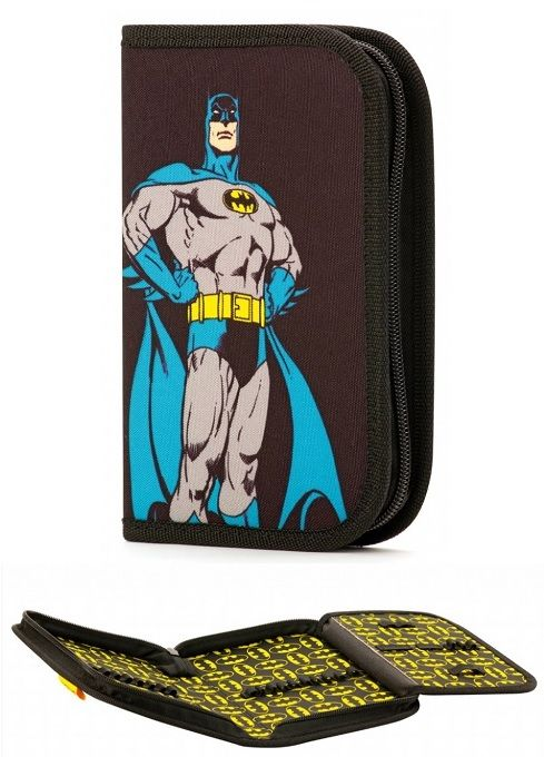 Soutěž o školní penál Batman