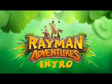 Rayman Adventures: Un nuovo inizio per noi! - YouTube
