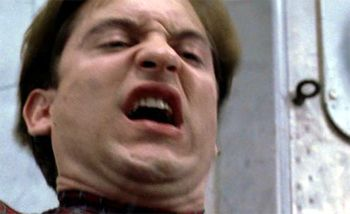 tobey maguire crying - Google Search