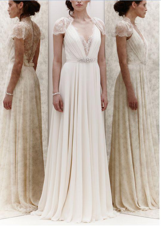 Vintage Beach Wedding Dresses