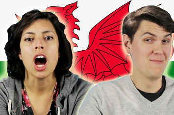 What Happens When A Bunch Of Americans Try And Pronounce Welsh Town Names?